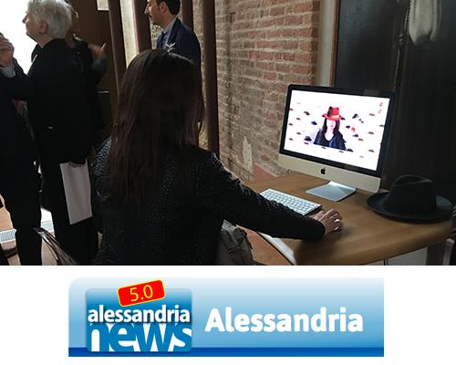 alessandria news - borsalino - museo virtuale - coperniko