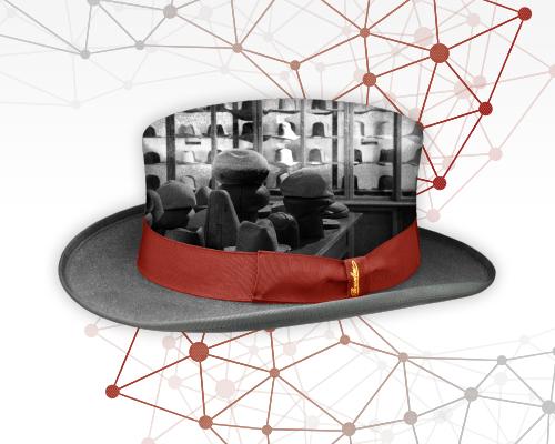 Museo - cappello borsalino - coperniko