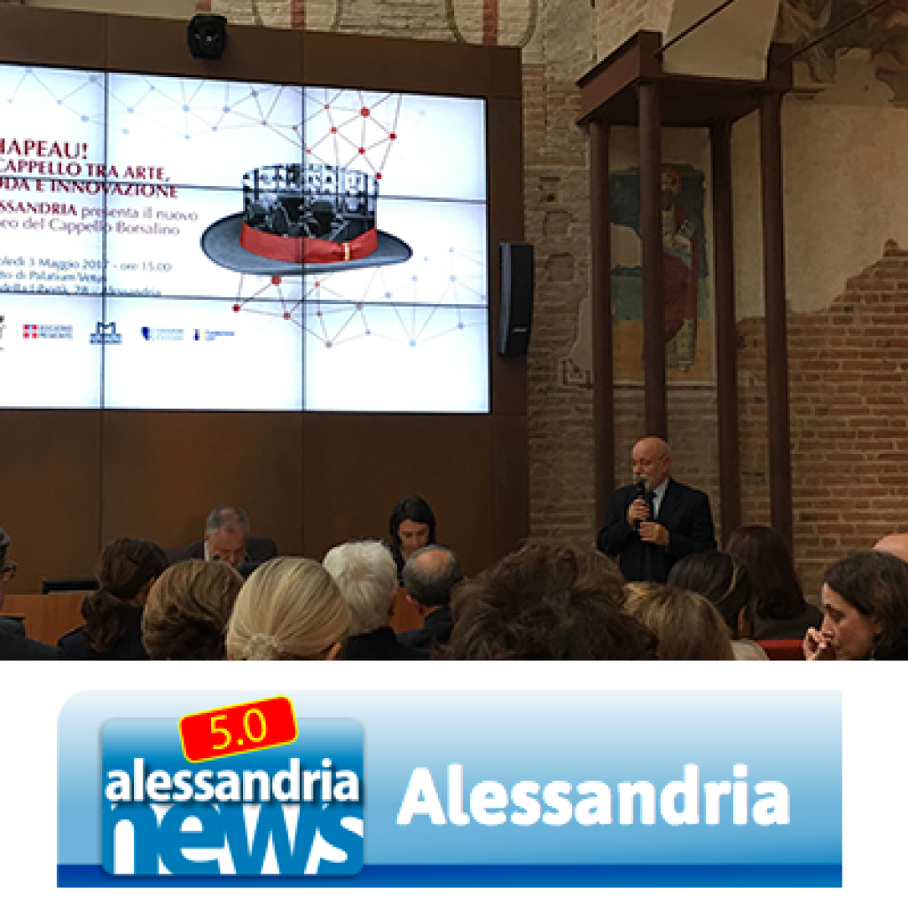 alessandria news - coperniko - borsalino - at-media