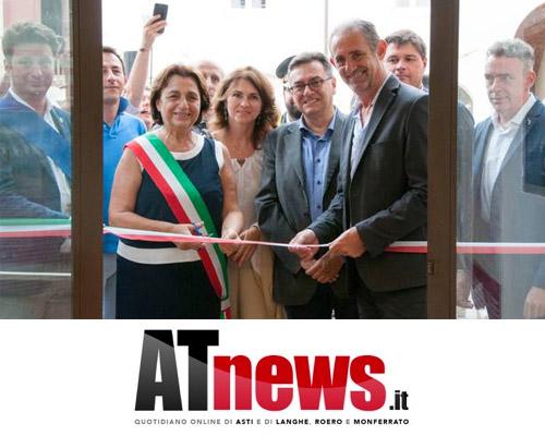 atnews - inaugurazione - sede unesco - coperniko