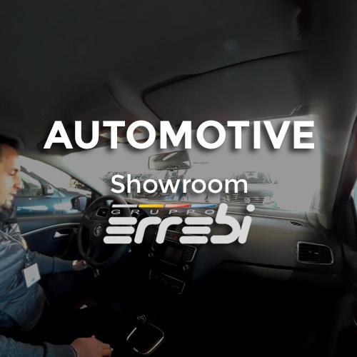showroom auto usate e nuove alessandria savona asti - video 360