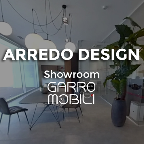 arredamento e mobili con virtual tour di showroom - video 360