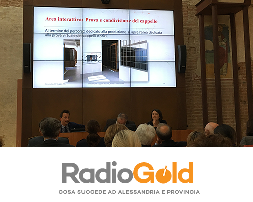 radiogold - coperniko - museo borsalino