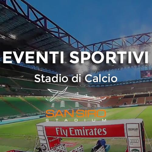 eventi sportivi coppa italia video 360 - coperniko